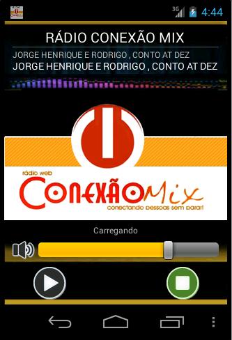 A Rádio Conexão Mix