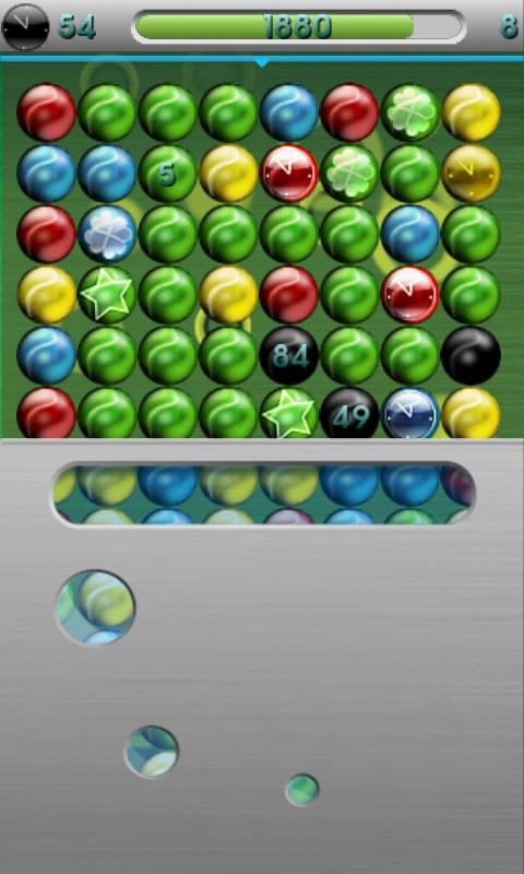 JellyBalls+- screenshot