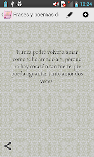 Frases y Poemas de Amor - screenshot thumbnail