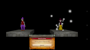 Screenshot of Wizard's Labyrinth