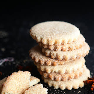 Traditional New Mexican Cookies.