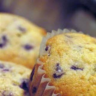 Blueberry Muffins I.