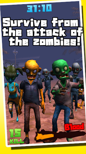 Gun Zombie :Survival Shooter
