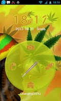 Screenshot of GO Locker Theme Rasta