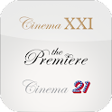 Cinema21 - Official icon