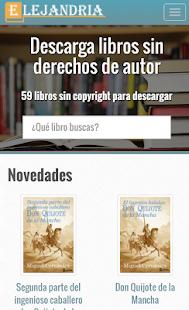 Elejandria: Libros gratis