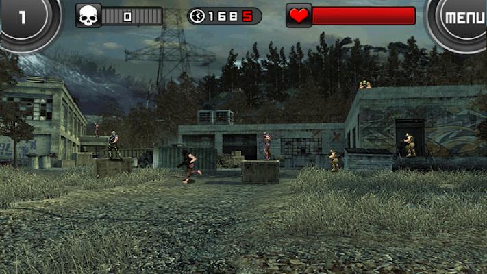 Wild Sniper - screenshot