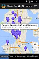 Screenshot of Serendipity Seattle