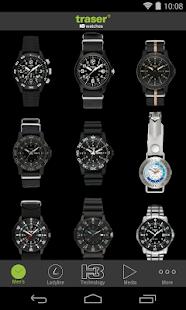 traser® H3 – Swiss made watch- screenshot thumbnail