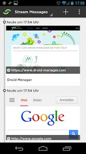 Droid Manager - screenshot thumbnail