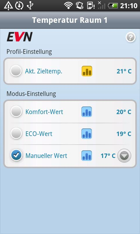 EVN SmartHome- screenshot