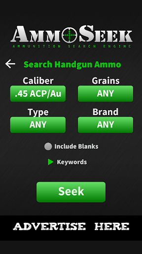 AmmoSeek - Ammo Search Engine  screenshots 3