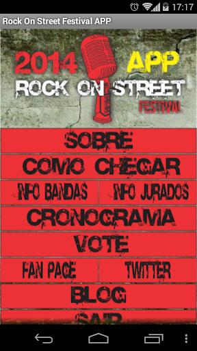 Rock On Street Festival