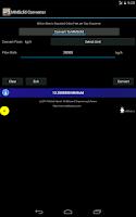 Screenshot of MMScfd Converter