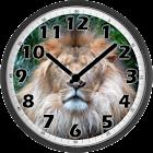 Lion Clock icon