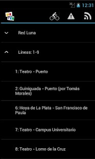Schedule Guaguas(Buses) LPGC - screenshot thumbnail