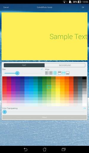 玩免費生產應用APP|下載Color&Photo Notes app不用錢|硬是要APP