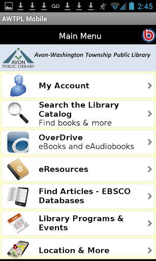 Avon Washington Twp Public Lib