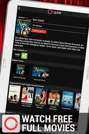 OVGuide - Free Movies & TV 3.3 screenshot 555008