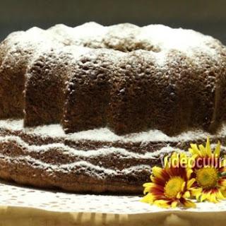 Lemon Poppy Seed Cake (Gugelhupf)