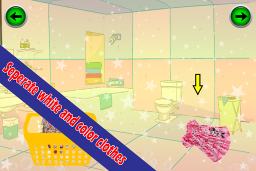 Wash Kids Clothes  screenshots 8