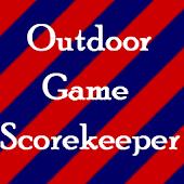Outdoor Scorekeeper