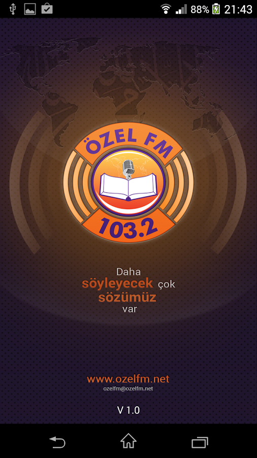 Özel Fm- screenshot