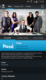 Kanal 5 Play - screenshot thumbnail