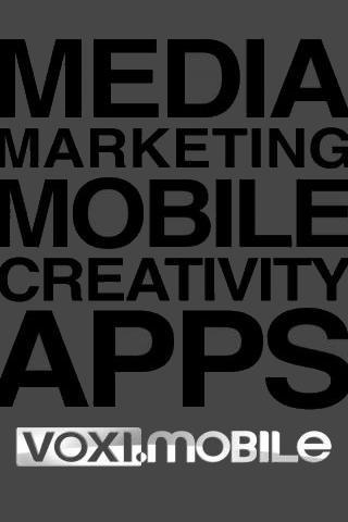 Voxi App Preview