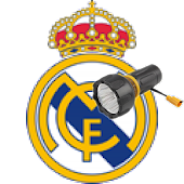 Lantern flash led Real Madrid