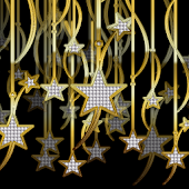 Stars Bling GO Launcher Theme