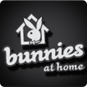 Bunnies @ Home logo