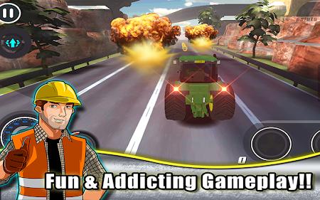 Big Truck Driving 3D Free Game 1.9 screenshot 96135