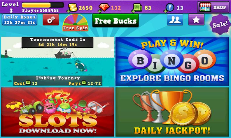 Bingo Dreams Screenshot