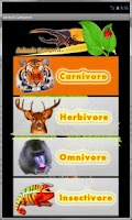 Screenshot of Animals Categories Free