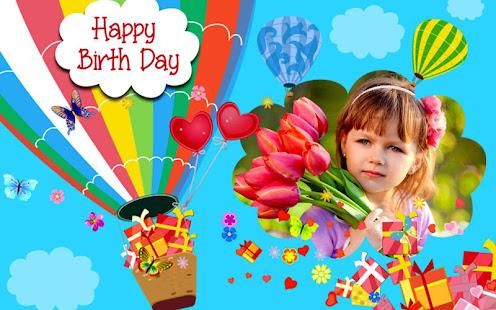 Happy Birthday Frames Free Birthday Photo Frames Apps On Google Play
