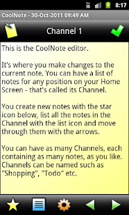 CoolNote Free- screenshot thumbnail