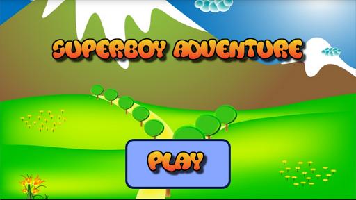 Superboy Adventure Game