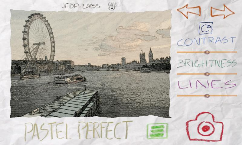 Paper Camera- screenshot