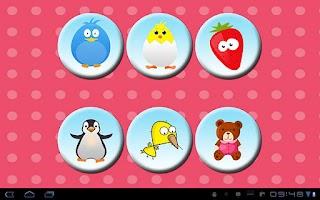 Screenshot of Kids Preschool Memory Game Tab