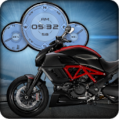 Ducati Diavel Compass HD LWP
