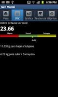 Screenshot of Pesobook