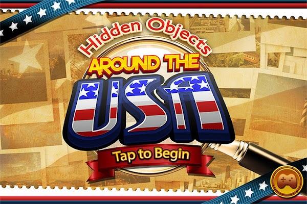 Hidden Object USA Travel New York & Vegas Fun Game - screenshot