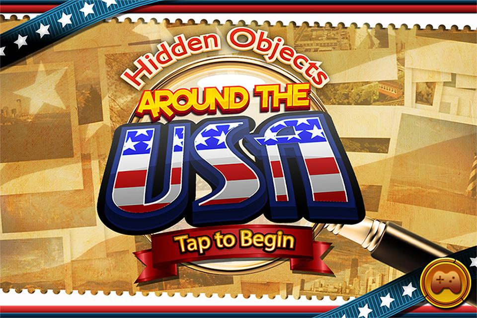 Hidden Object USA New York to Hollywood Spy Quest- screenshot