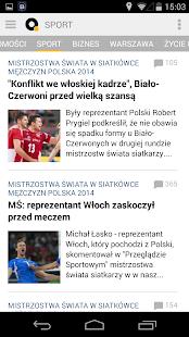 Onet News - wiadomości - screenshot thumbnail