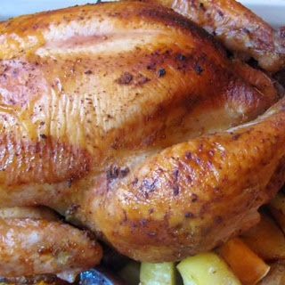 Peruvian Roast Chicken