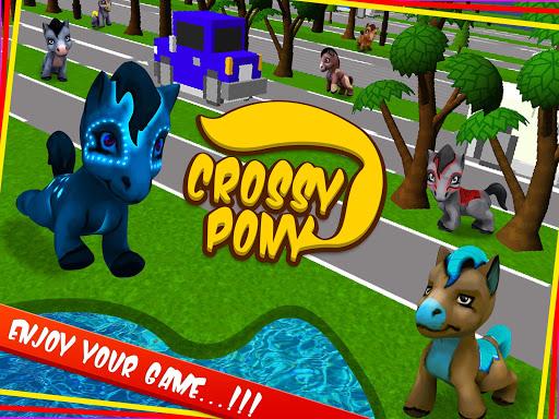 Crossy Pony 3D