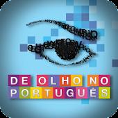 De Olho no Português