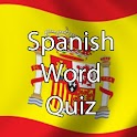 Free Spanish Word Quiz logo