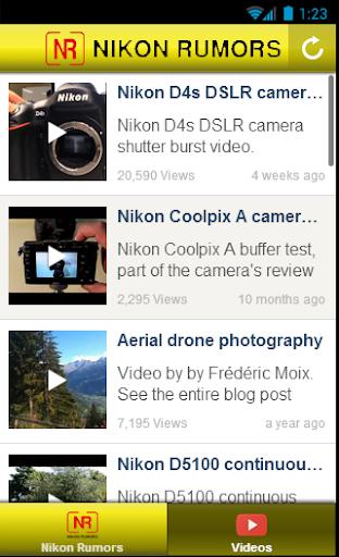 免費下載攝影APP|Nikon Rumors app開箱文|APP開箱王